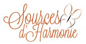 Logo secondaire sources d'harmonie